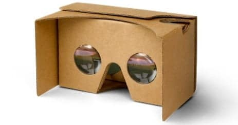 cardboard google 2019 casque vr le moins cher