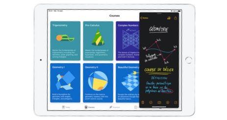 iPad 10.2 nouvelle tablette tactile apple 2019