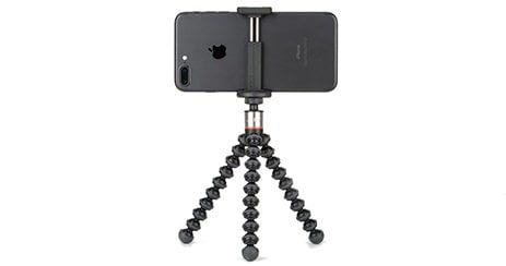 Trepied Telephone Mobile Joby GripTight One GP Stand Noir Gorillapod