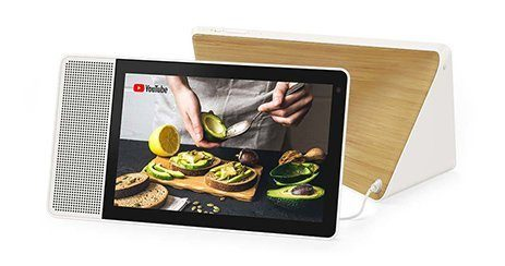 Meilleure enceinte intelligente avec écran Lenovo Smart Display