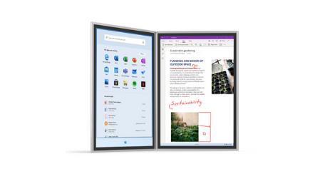 Microsoft Surface Neo tablette revolutionnaire Microsoft