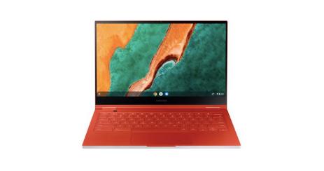 Samsung Galaxy Chromebook tablette hybride plus design