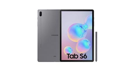 Samsung Galaxy Tab S6 plus puissante tablette Samsung