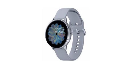 Samsung Galaxy Watch Active2 montre intelligente innovante