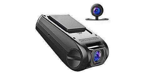 apeman dashcam camera detecteur