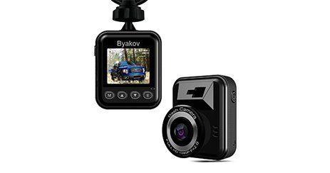 camera dashcam byakov