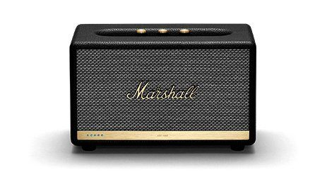 enceinte intelligente Marshall Acton II Voice compatible assistant vocal google