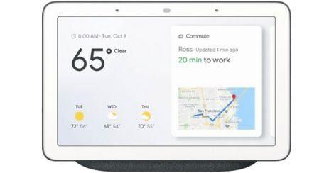 Google home nest meilleure enceinte connectée 2019