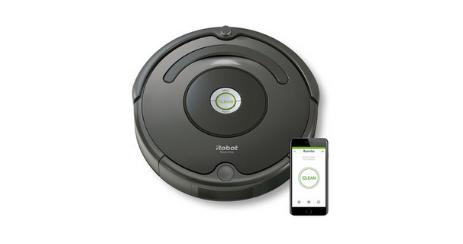 Aspirateur Robot Pas Cher iRobot Roomba 676