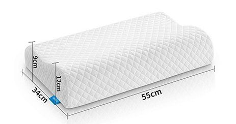 meilleur oreiller ergonomique memoire forme