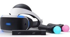 playstation VR et ps move casque vr PS4